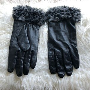 Accessories - Leather Gloves